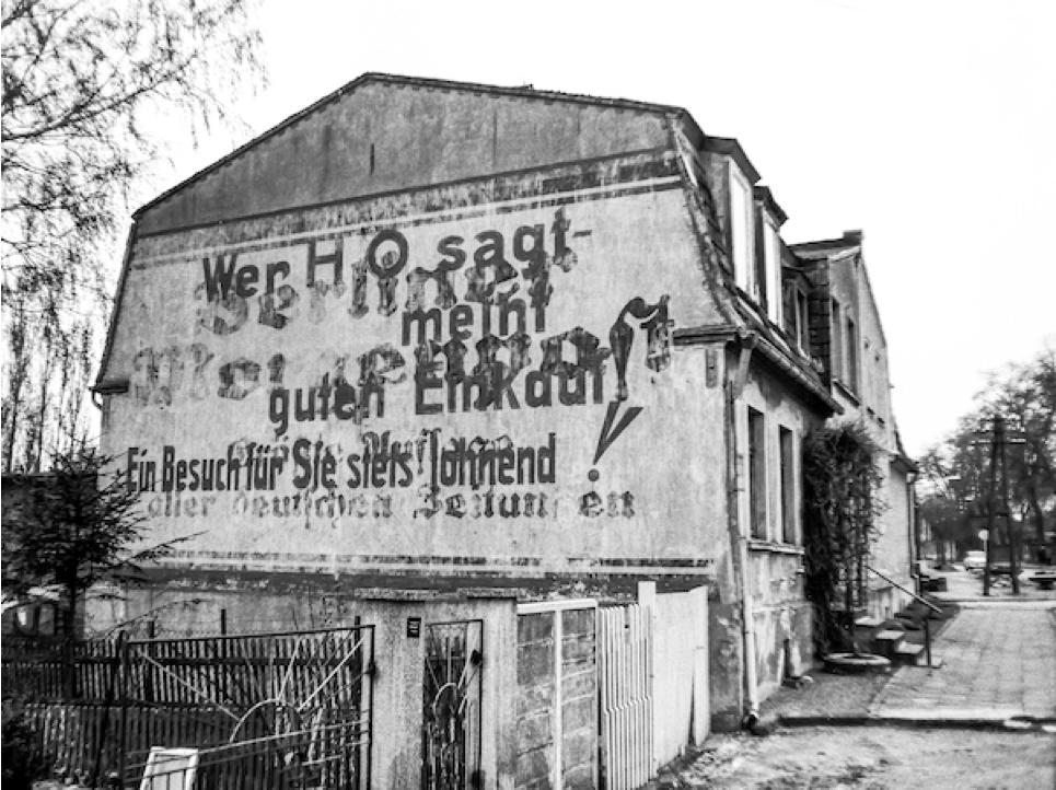 Ausstellung 01.07. - 05.08.2020 | Detlev Rösler | Altentreptower Erinnerungen