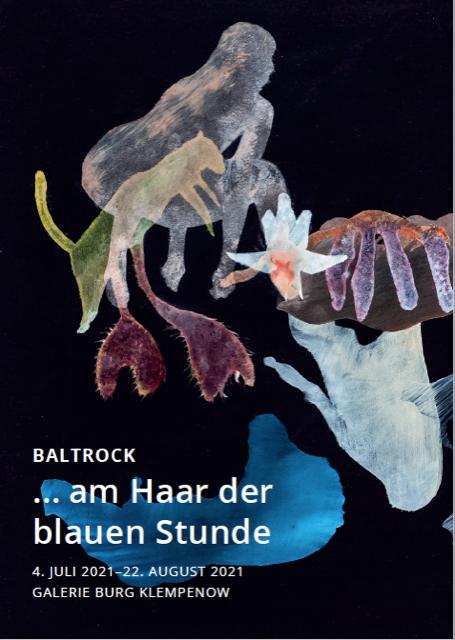 """DETLEF BALTROCK   """"....am Haar der blauen Stunde"""""""