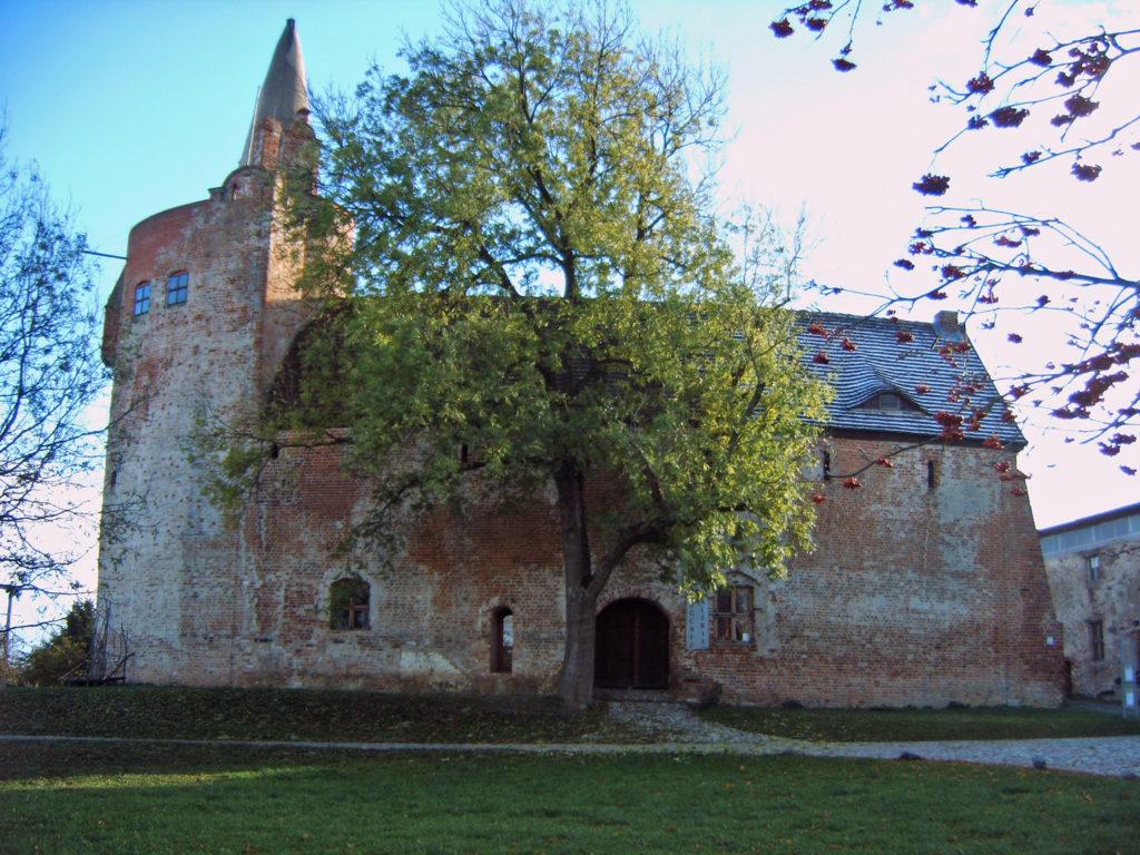 Burg Klempenow, Nordflügel
