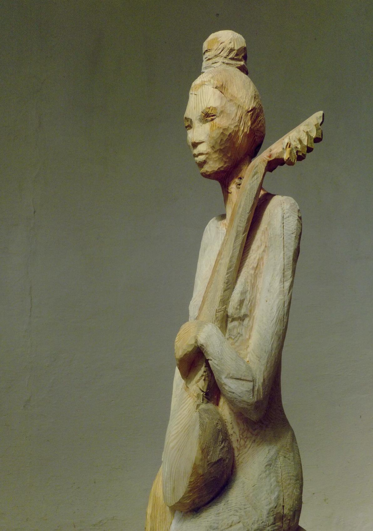 Ausstellung 23.09. - 28.10.2012 | Christina Rode | Hinter der Rinde | Skulpturen