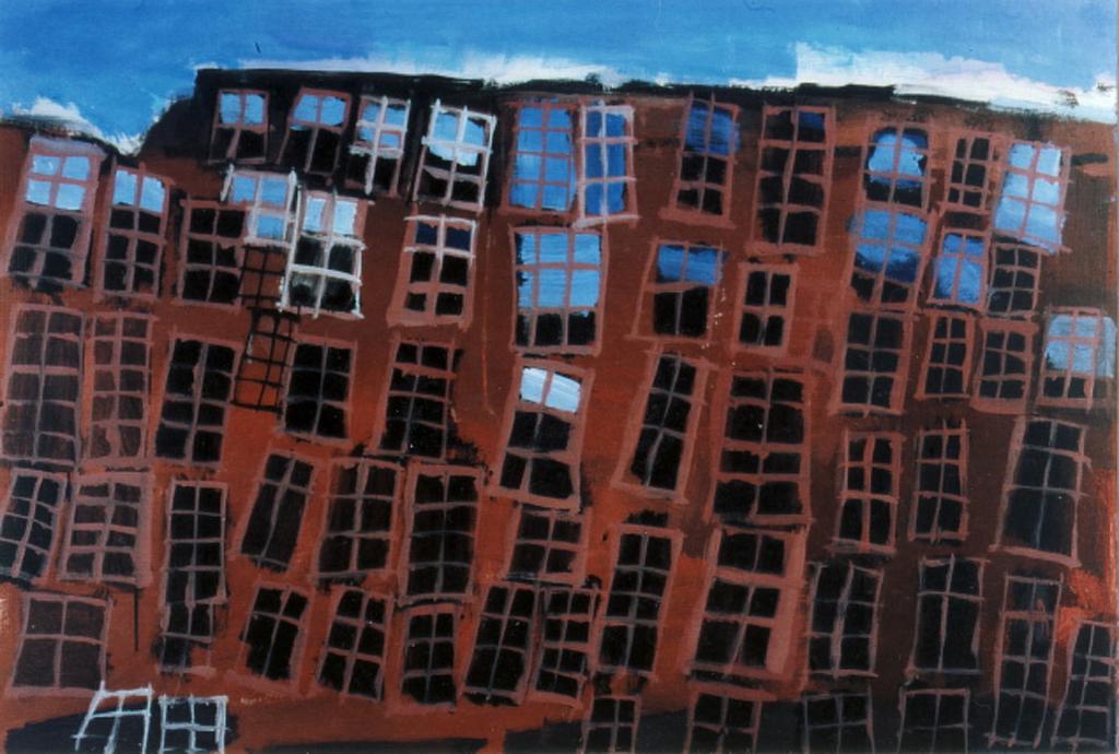 Ausstellung 06.05. - 10.06.2012 | Linde Famira | my house has no address | Malerei, Handzeichnungen und Objekte