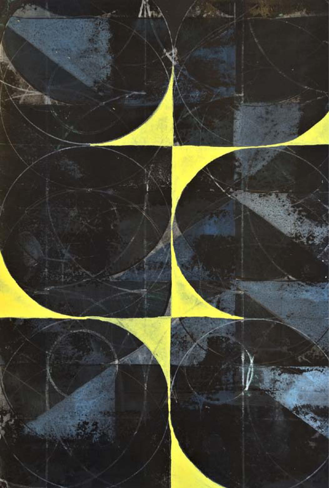 Ausstellung 12.08. - 16.09.2012 | Rebecca Michaelis | … eine rosagelbe Linie, dann dunkel | Handzeichnungen, Malerei, Objekte