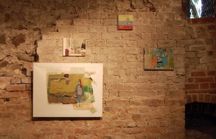 Ausstellung 16.07. - 28.08.2016 | Einblicke | Leihgaben aus der Sammlung der Kulturstiftung Rügen