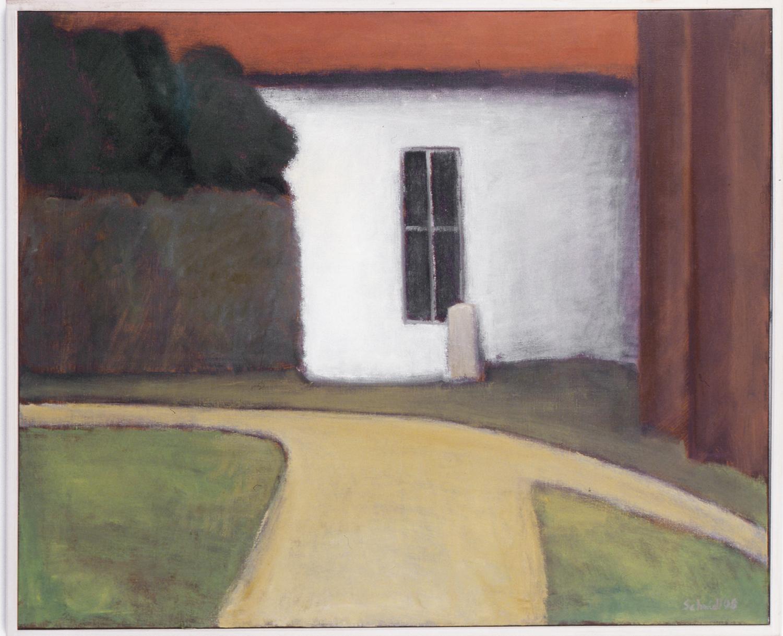 Ausstellung 25.05. - 26.06.2010 | Hans-Otto Schmidt | Klang der Farbe - Kraft der Stille | Malerei