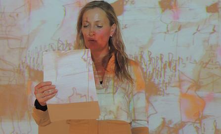 Ausstellung 23.03. - 05.05.2019 | Juliane Ebner | Durchgangslage | Handzeichnung, Installation, Video