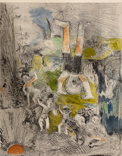 Ausstellung 11.05. - 23.06.2019 | Matthias Jaeger | ...Kunst geschieht | Malerei, Skulptur
