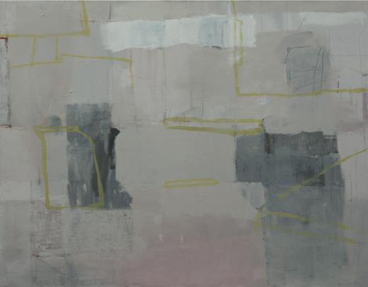 Ausstellung 24.08. - 26.10.2014 | Ute Gallmeister | Der Mond im Schatten deiner Haut | Malerei, Handzeichnungen