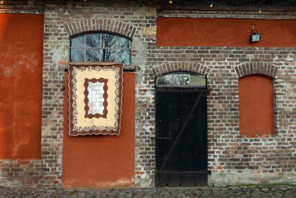 Burg Klempenow Patchwork Ausstellung, Fotografie © Olaf Spillner